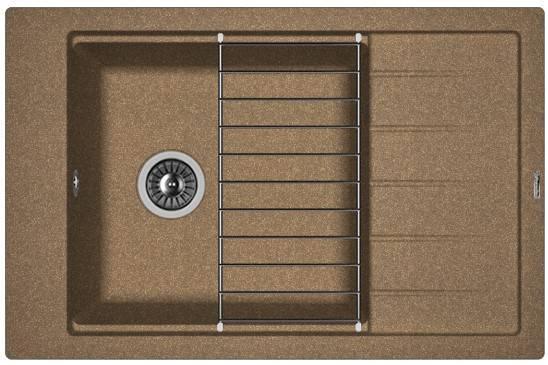 Florentina Липси 780P коричневый