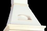 Бельведер Валенсия дуб белый патина