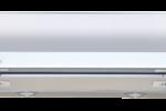 Elikor Интегра Glass белое стекло