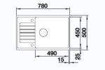 Blanco Zia XL 6S Compact параметры