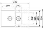Franke MRG 651-78 параметры